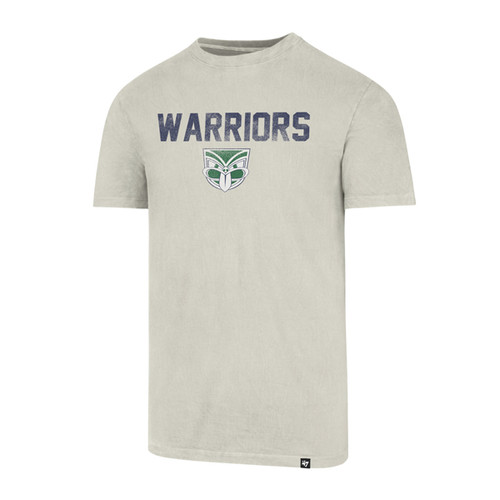 2018 Warriors Inkblock Team '47 Flatiron Tee