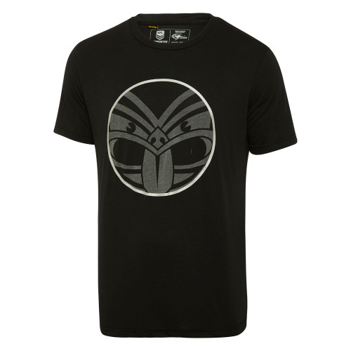 2018 Warriors Classic Reflective Logo Tee - Adults