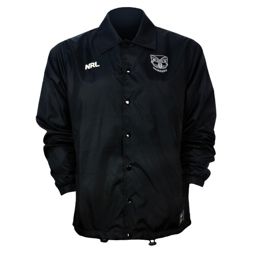2018 Warriors NRL Coach Jacket