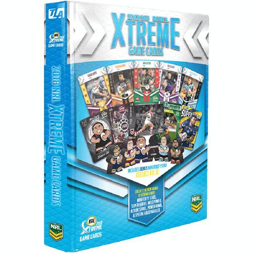2018 NRL Xtreme Traders Album