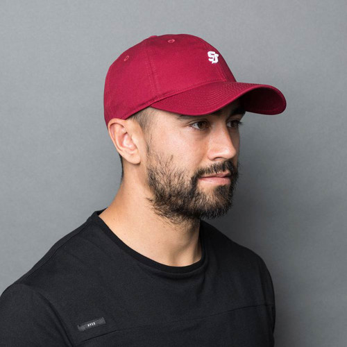 SJ New Era 920 Cardinal Cap