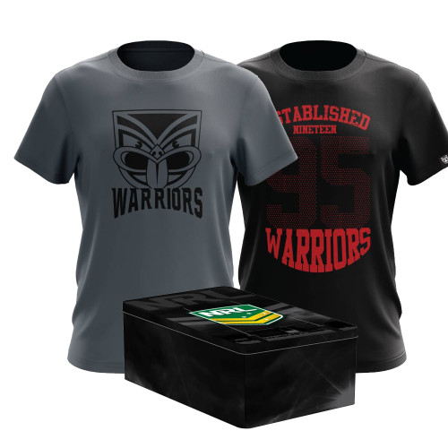 2018 Warriors Classic Twin Tee Pack