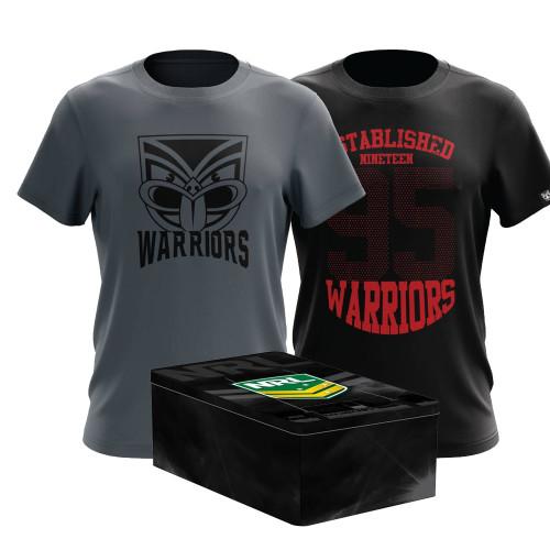 2018 Warriors Classic Twin Tee Pack