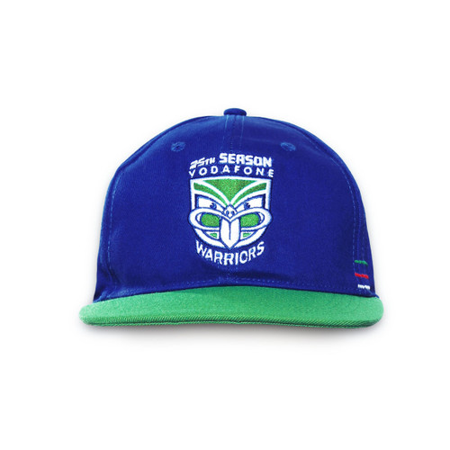 2019 Vodafone Warriors CCC Flat Peak Cap