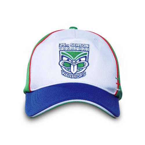 2019 Vodafone Warriors CCC Training Cap - Adults