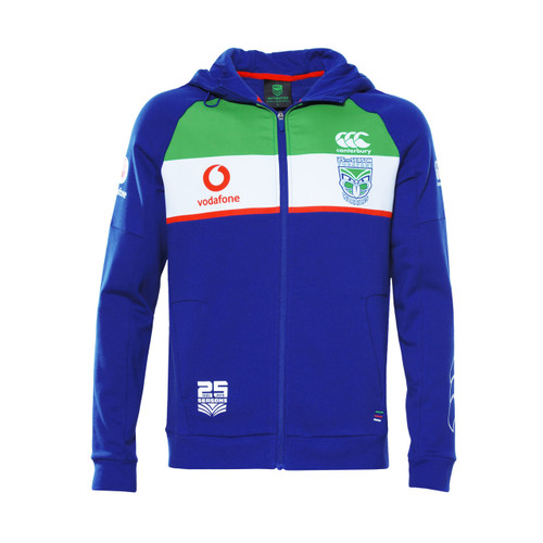 2019 Vodafone Warriors CCC Training Hoodie