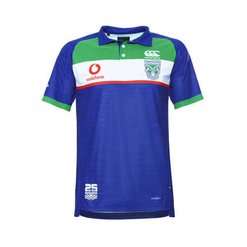 2019 Vodafone Warriors CCC Training Polo