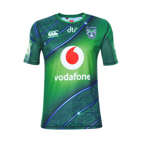2019 Vodafone Warriors CCC Training Drill Top - Adults
