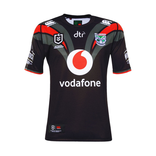 2019 Vodafone Warriors CCC Away Jersey - Adults