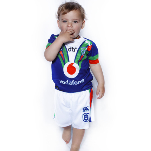2019 Vodafone Warriors CCC Home Set - Infants