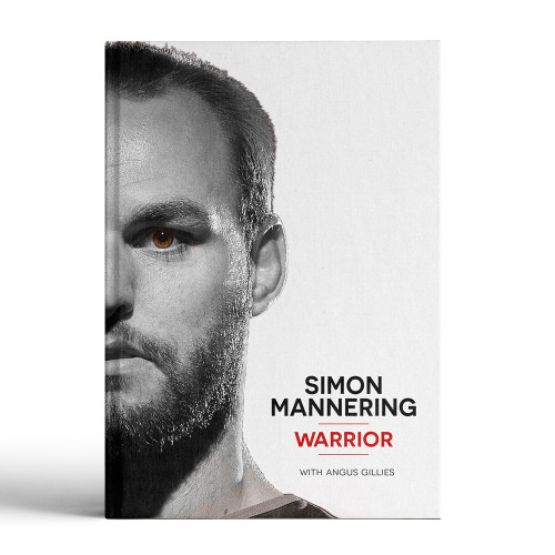 Simon Mannering Warrior Autobiography