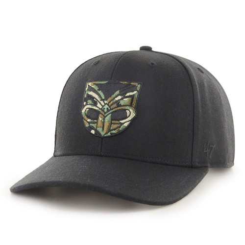 2019 Warriors 47 Brand Camfill MVP Cap