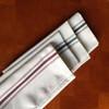 18 x 22 Navy Bistro Stripe Napkin - 144 napkins