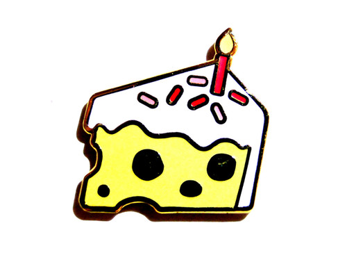 Cheesecake Pin