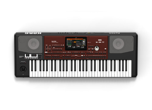 korg pa1000 61 key arranger keyboard workstation audioworksct. Black Bedroom Furniture Sets. Home Design Ideas