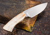 Arno Bernard Knives: Bush Baby Series - Gecko - Giraffe Bone - 060726