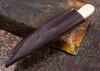 Arno Bernard Knives: Bush Baby Series - Porcupine - Sheep Horn - 060765