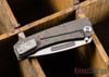 Medford Knife & Tool: Dress Marauder - Flame Titanium - Satin D2 Steel