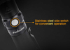 Fenix Lights: LD12 Flashlight - 2017 Edition - 320 Lumens - w/ Battery
