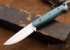 Cross Knives: EDC - Shadetree Micarta - Orange Liners - 111509