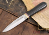 "Randall Made Knives: Gambler 5"" - Black Micarta - 120910"