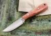 Cross Knives: Mini Trapper - Pink Camel Bone