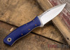 Fiddleback Forge: Sneaky Pete - Navy Burlap - Natural & White Liners - FF08BD002