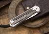 Chris Reeve Knives: Large Sebenza 21 - Bog Oak - 021509