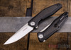 Kershaw Knives: Atmos - Black G-10 / Carbon Fiber - 4037