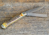 Queen City Cutlery: #19 Easy Open Trapper - Stag - O