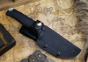 Benchmade Knives: 15008-BLK HUNT - Steep Country Hunter - Black Santoprene