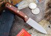 L.T. Wright Knives: Genesis - Desert Ironwood - Flat Ground - A2 Steel - #26