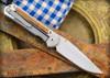 Chris Reeve Knives: Large Sebenza 21 - Bocote Inlay - 011304