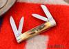 Schatt & Morgan: Keystone Series #03 - Mini-Congress - 4-Blade - Stag - #14
