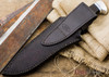 Reverse Side of Sheath - Individually Photographed by KnivesShipFree