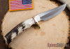 Randall Made Knives: Model 3-5 Hunter - Genuine Stag #2
