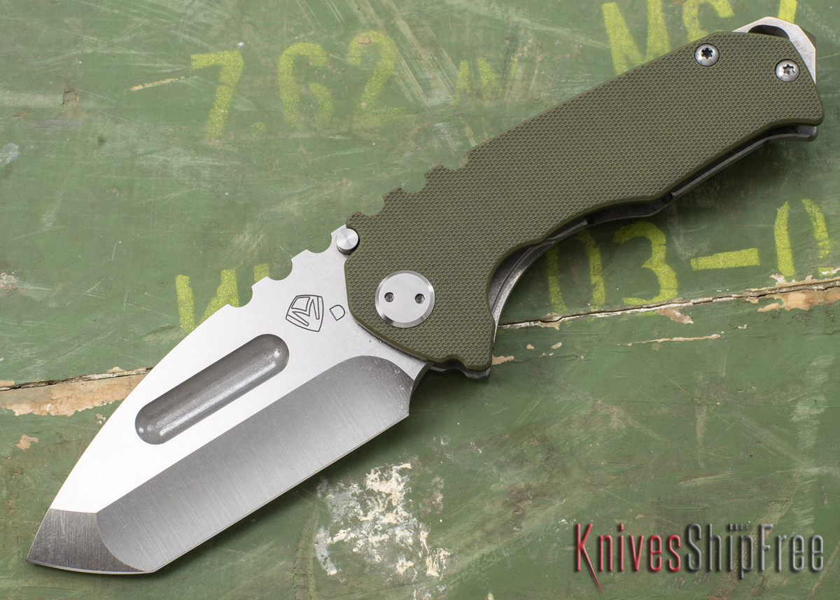 Medford Knife & Tool: Praetorian Genesis G - Titanium/G-10 primary image