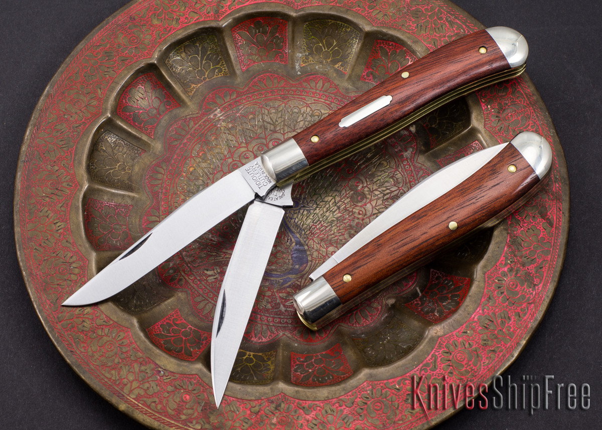 Great Eastern Cutlery: #48 Tidioute - Weasel - 2-Blade - Bloodwood primary image
