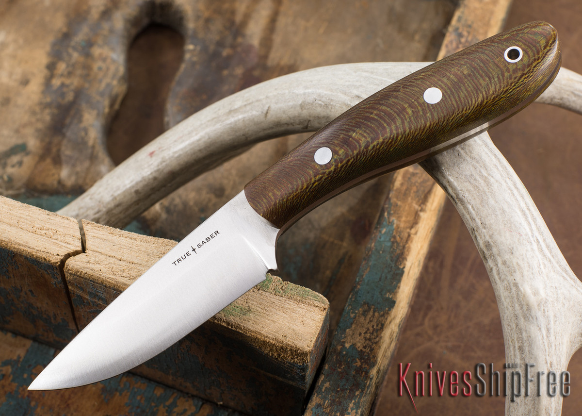 True Saber Knives: Shawnee - Sycamore #1 primary image