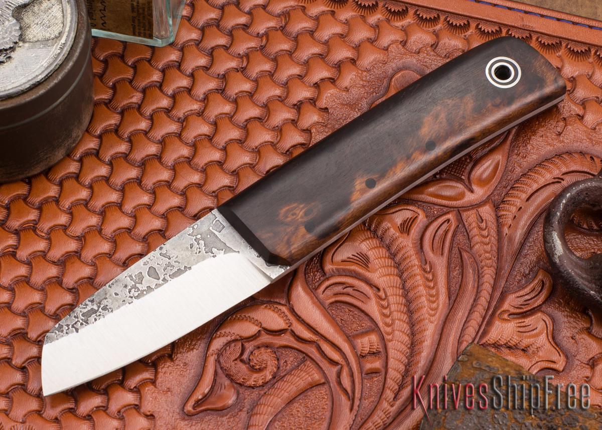 Fiddleback Forge: Shaman - Desert Ironwood - A2 Steel primary image