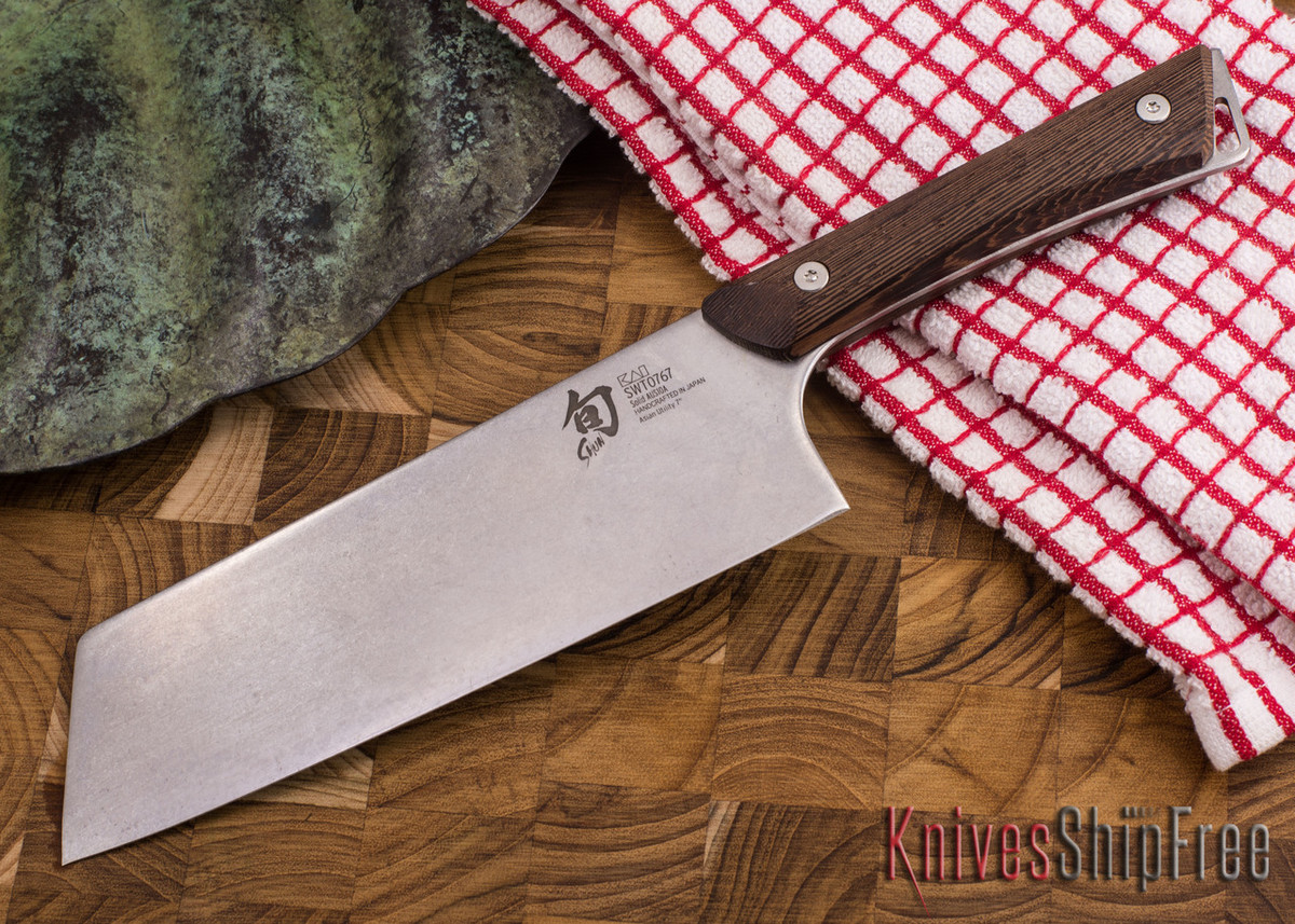 """Shun Knives: Kanso Asian Utility Knife 7"""" - SWT0767 primary image"""