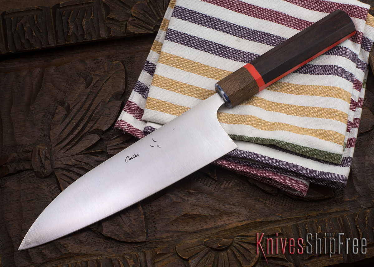 Carter Cutlery: Funayuki - Ironwood & G-10 primary image