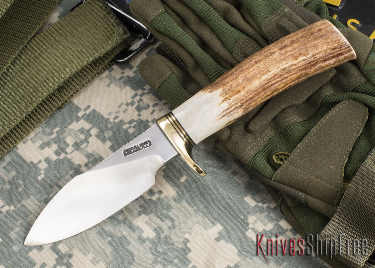 Randall Made Knives: A.G. Russell Special - Stag - 101104 primary image