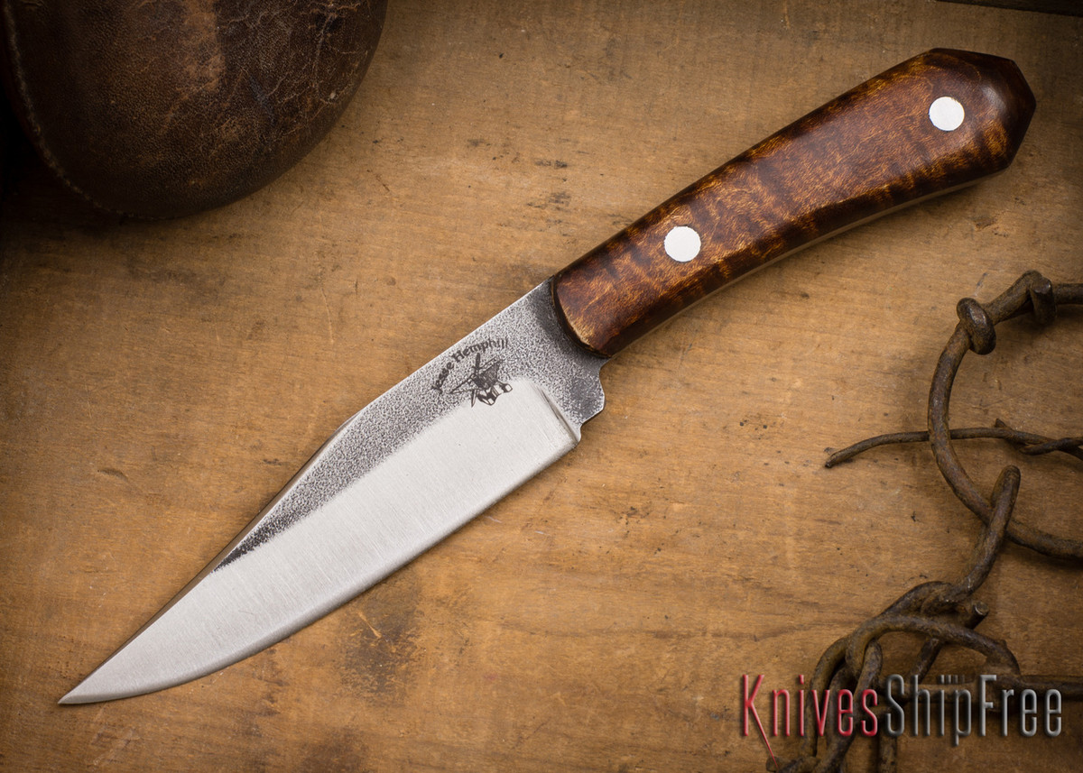 Jesse Hemphill Knives: Cumberland - Dark Maple #4 primary image