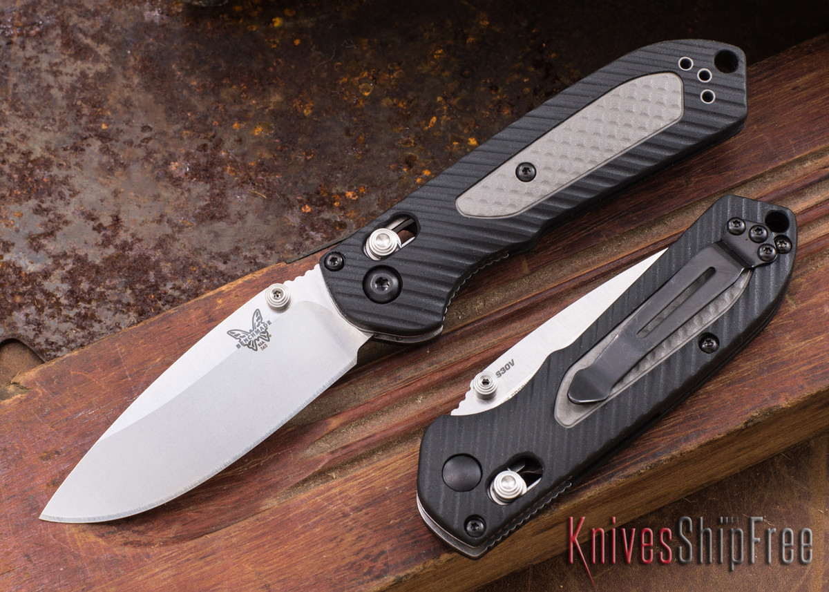 Benchmade Knives: 565 Mini Freek - Versaflex - CPM-S30V - AXIS Lock primary image