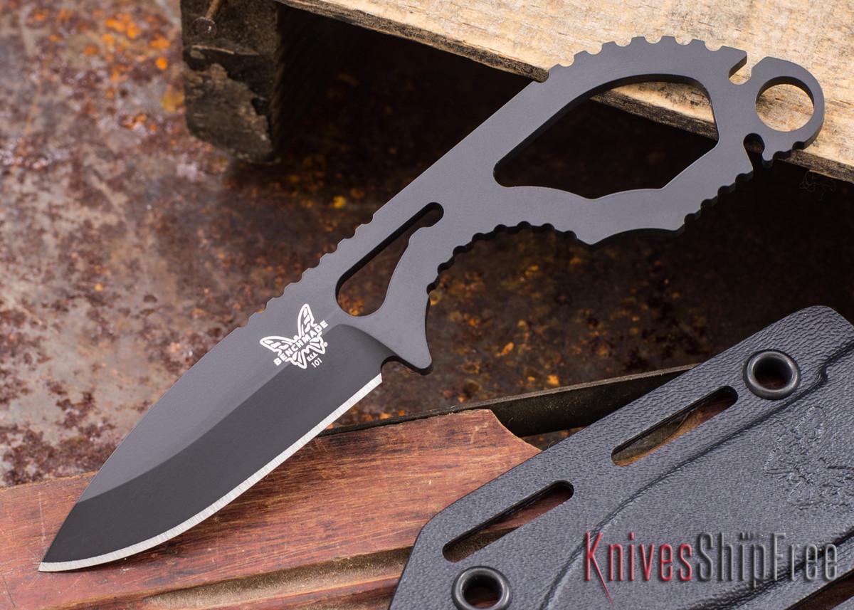 Benchmade Knives: 101BK Follow-Up - CPM-S30V - Neck Knife primary image