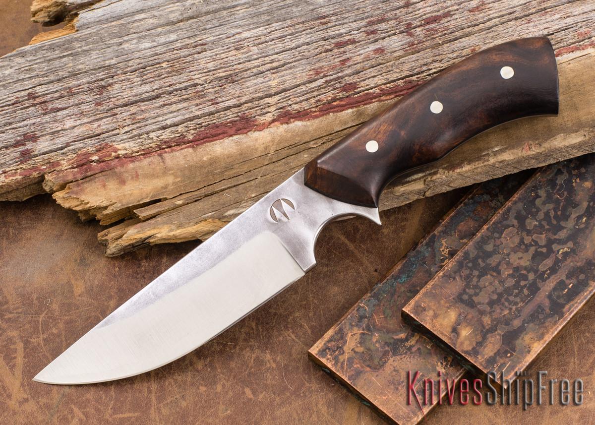Carter Cutlery: Muteki #1341 Badland - Ironwood - Black Liners primary image