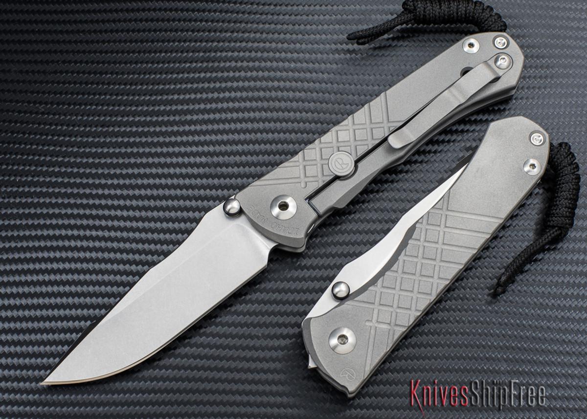 Chris Reeve Knives: Umnumzaan - Left Hand
