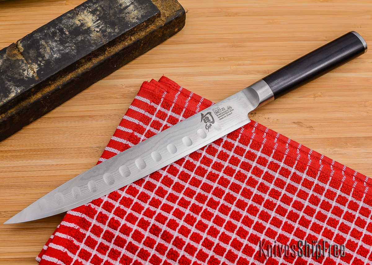 """Shun Knives: Classic H.G. Slicing Knife 9"""" - DM0720 primary image"""