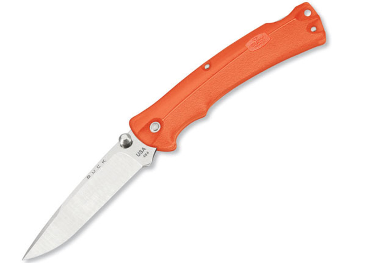 Buck Knives: BuckLite Max - Small - Blaze Orange primary image